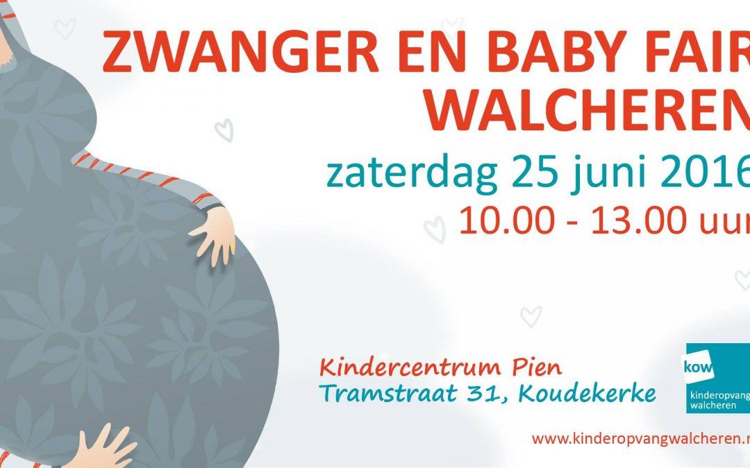 Zwanger en Baby Fair Walcheren